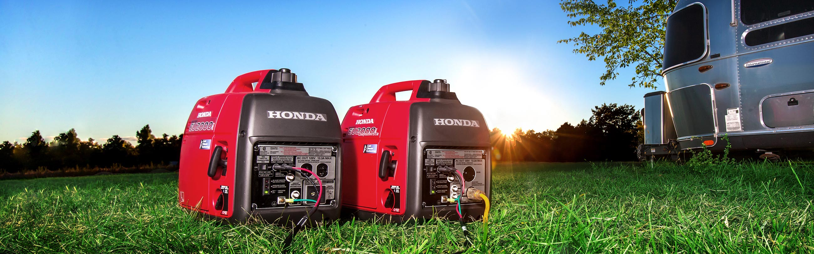 Generator prądu Honda