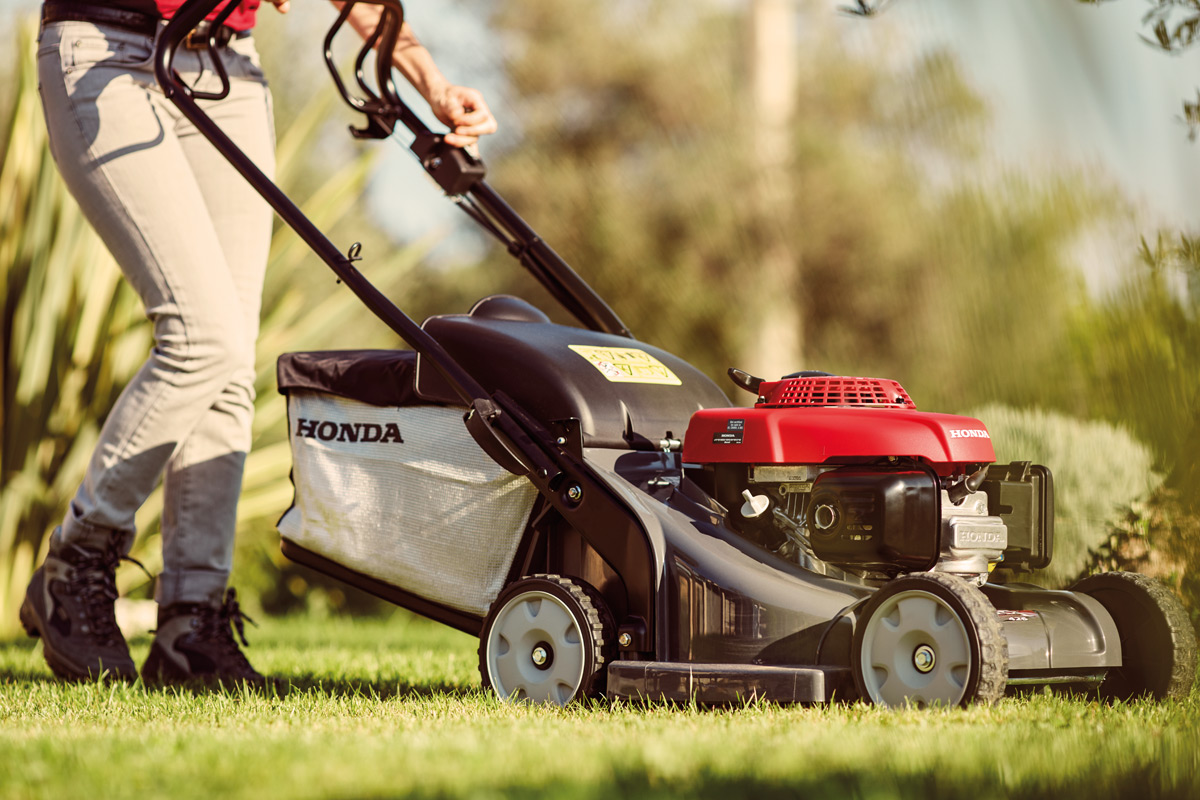 kosiarka do trawy Honda