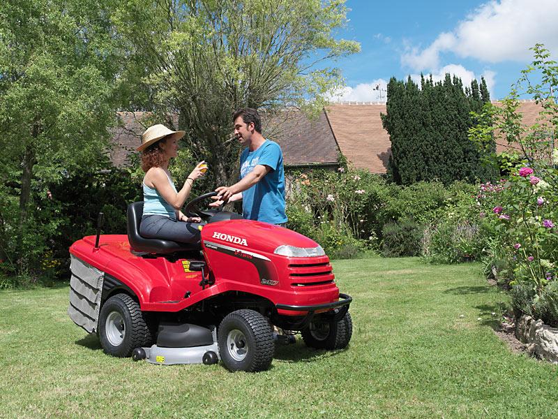 kosiarka traktorowa Honda